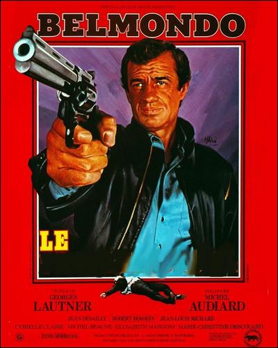 Troisième collaboration successive de Lautner, Audiard, et Belmondo. Il en résulte un thriller politique avec en toile de fond magouilles politiques, assassinats commandités et flics ripoux...