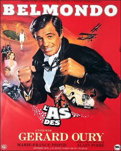 Comédie d'aventures populaire coécrite et réalisée par Gérard Oury, taillée sur mesure pour un Belmondo en roue libre et en forme olympique...
