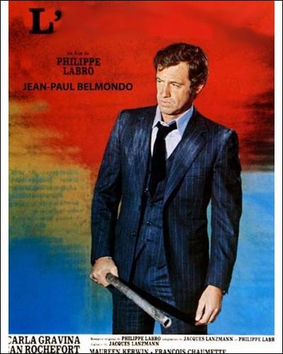 Un policier réalisé par Philippe Labro qui se déroule dans le milieu de la presse. Un Belmondo sobre, dans la peau d'un capitaine d'industrie...