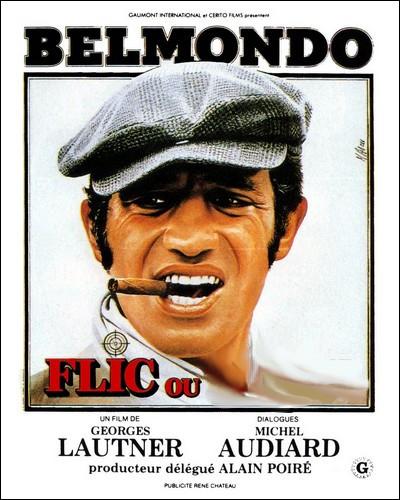 Pour la première fois, Belmondo est dirigé par Georges Lautner. Un policier à la française, rythmé et servi par les dialogues d'Audiard...