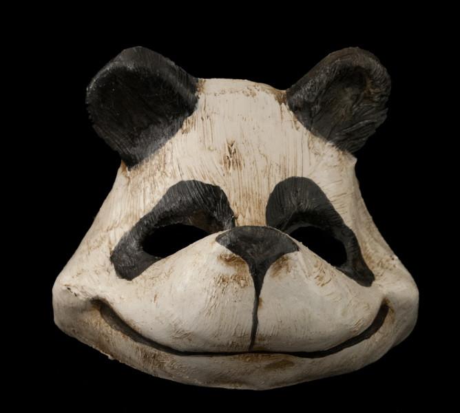 Ce masque représente un animal, si tu le reconnais, tu devrais trouver le pays où il vit à l'état sauvage !