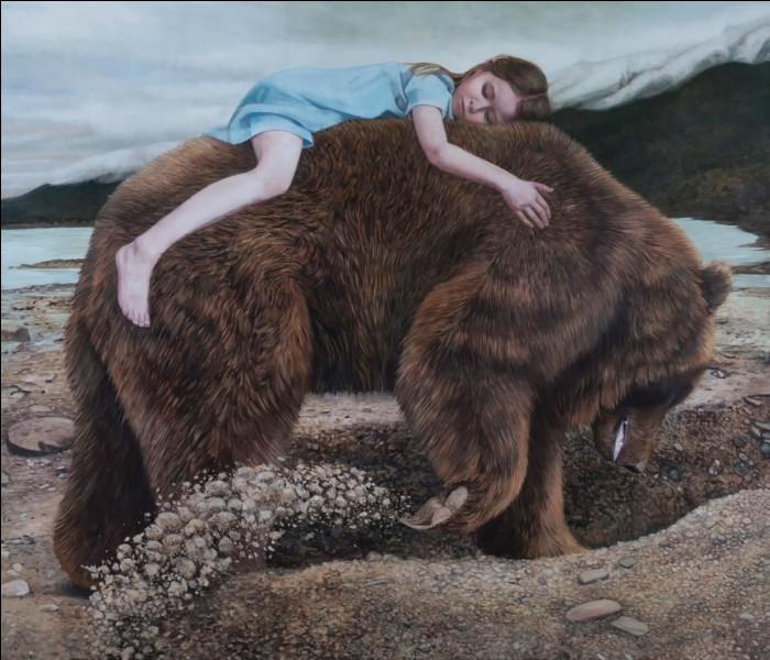 """Que veut dire l'expression """"être fort comme un ours"""" ?"""