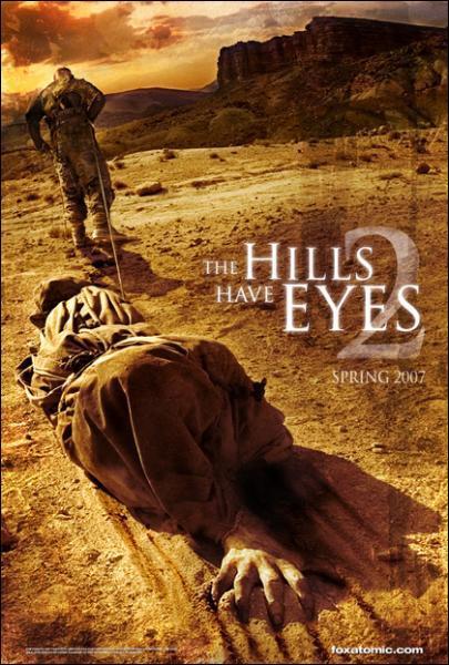 La colline a des yeux 2
