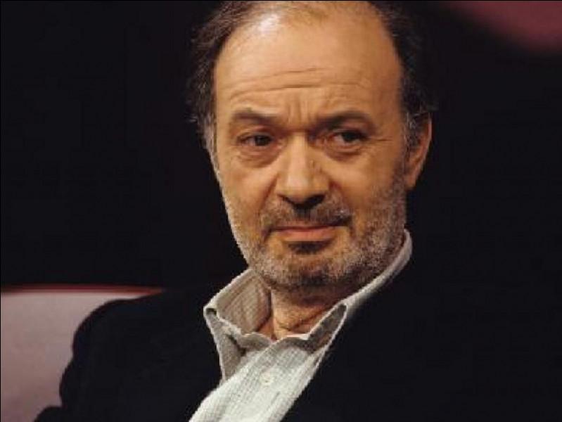 Qui est ce cinéaste, réalisateur du film ''Uranus'' avec Gérard Depardieu, entre autres ?