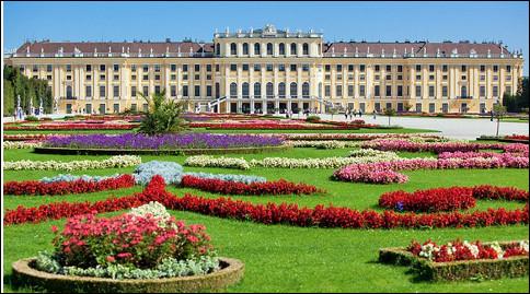 Le château de Schönbrunn est-ce un château allemand ?