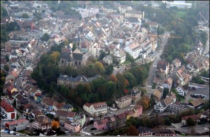 Altkirch est-ce une ville allemande ?