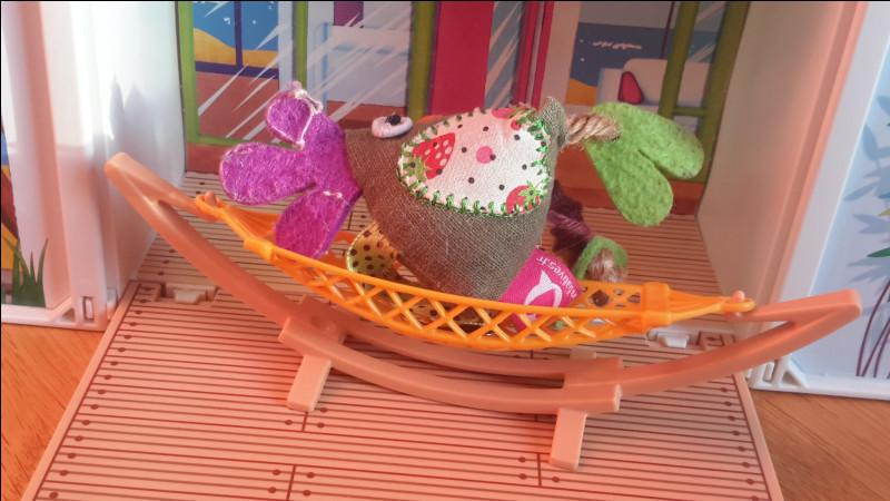Ça y est, je suis arrivée. J'ai décidé de faire une sieste dans mon hamac…Mais depuis combien d'années le hamac a-t-il été inventé ?