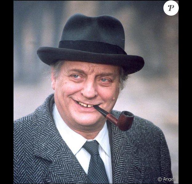 Lequel de ces acteurs n'a jamais incarné le personnage de Jules Maigret ?