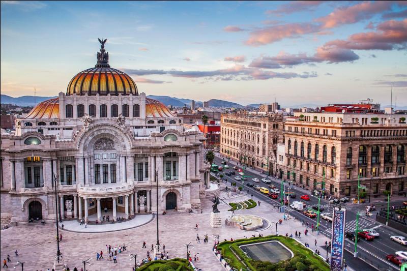 """Le titre """"Mexico"""" de Luis Mariano est la chanson phare d'une opérette créée en 1951. Quel est le titre de cette opérette ?"""