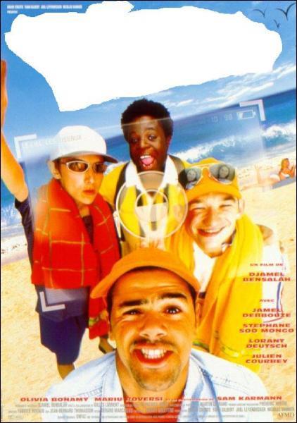 Thème plus léger, celui des ces gamins de banlieue qui partent en vacances à Biarritz où ils vont connaître la plage... et la galère.