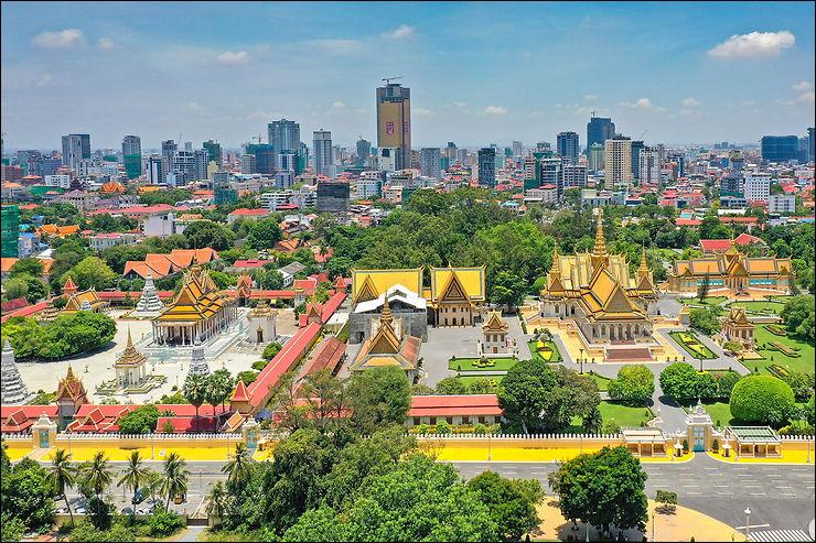 Vie comme Vietnam : laquelle n'est pas une ville du Vietnam ?
