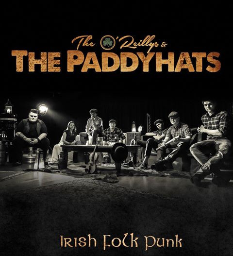 Toute la musique que j'aime : The O'Reillys and the Paddyhats (1)