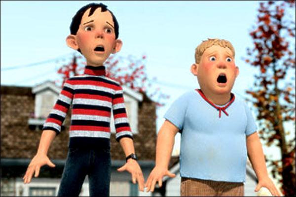 Sortie en 2006 et réalisée par Gil Kenan, c'est une comédie d'animation américaine. Les personnages sont joués en utilisant la technique de performance capture, utilisé également dans Le Pôle express.