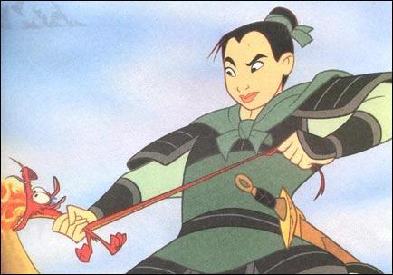 Sorti en 1998, ce film Disney se déroule dans les paysages montagneux de Chine. Une suite est paru en 2004.