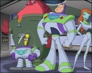 Sorti en 2000, c'est un film d'animation Disney qui constitue le pilote de la série télévisée Les Aventures de Buzz l'Éclair. Le héros est vu dans plusieurs films d'animations.