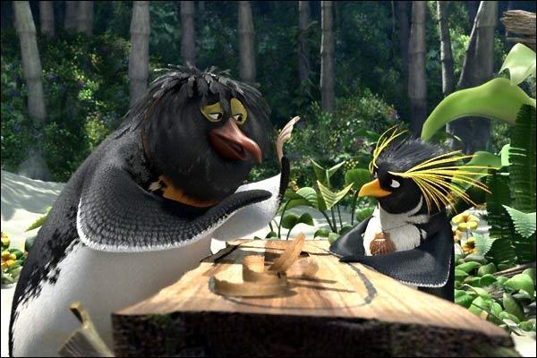 Sorti en 2007 par Sony Pictures Animation, il est réalisé par Ash Brannon et Chris Buck. Des manchots sont les héros de ce film.