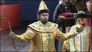 """À quel compositeur doit-on l'opéra """"Boris Godounov"""" ?"""