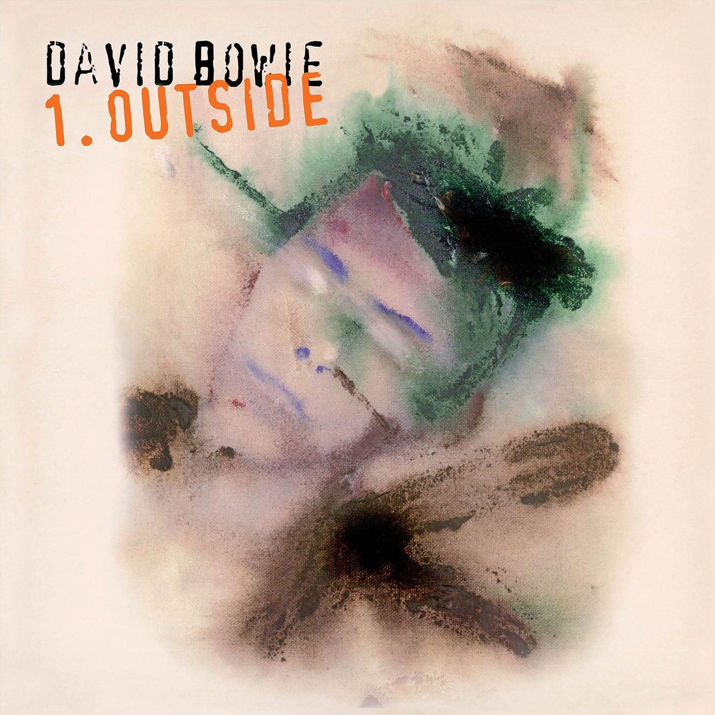 ''1. Outside'' de David Bowie, 1995
