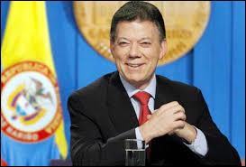 Quel ancien président colombien fut prix Nobel de la paix en 2016 ?