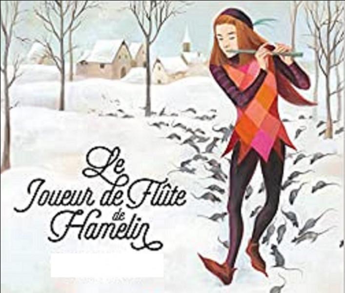 ''Le Joueur de flûte de Hamelin'' (L'Attrapeur de rats de Hamelin) est un conte de quel pays ?