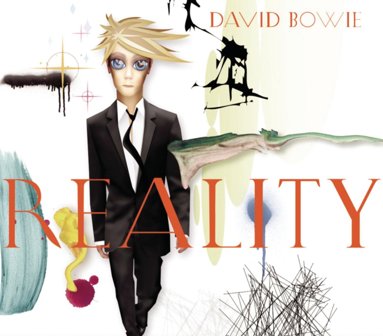 ''Reality'' de David Bowie, 2003