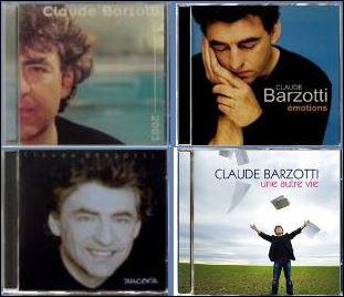 Quel est l'album de Claude Barzotti qui est sorti en dernier en Europe, sur support cassette audio ?