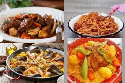 Quel est le plat préféré de Claude Barzotti ?