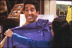 Ross achète un gel pour se blanchir les dents. Combien de temps, Ross laisse-t-il le gel sur ses dents ?