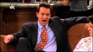 Quel son Chandler pense-t-il que fait un fouet ?