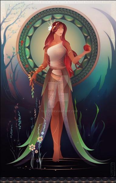 La mère de Perséphone est :