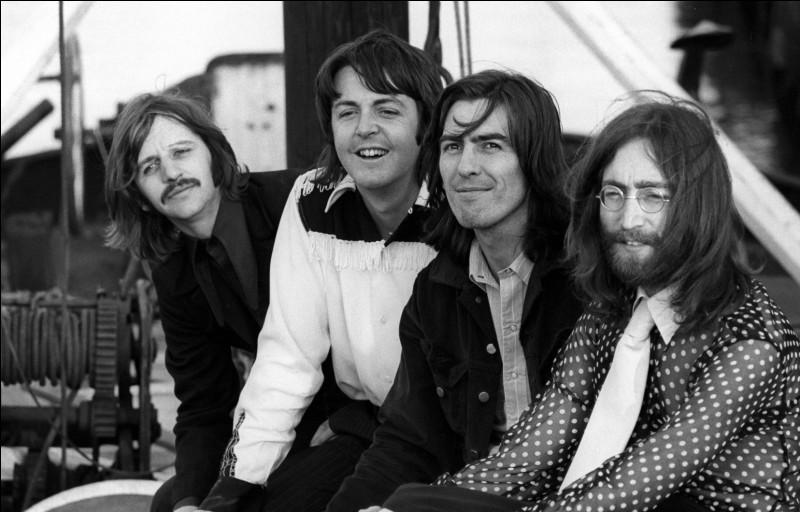 Quel ancien Beatles a été assassiné en 1980 ?