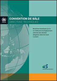 La convention de Bâle du 22 mars 1989 a été conçue afin de :
