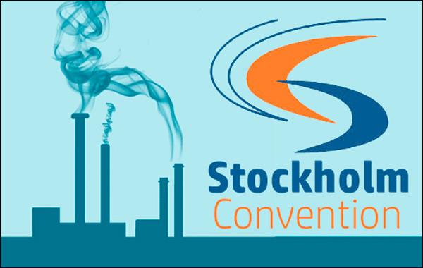 La convention de Stockholm signée le 22 mai 2001 :