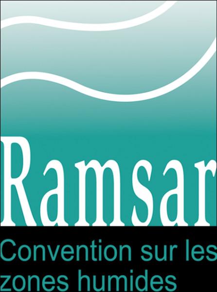 La convention de Ramsar de 1971 est relative aux zones humides. Son objectif est :
