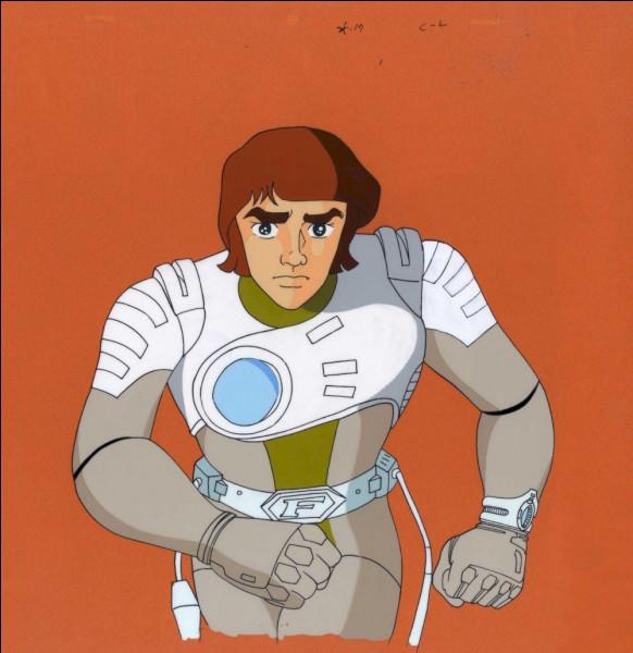 """""""Capitaine Flam ! ! ! Tu n'es pas... la réponse à cette question"""". Il fallait le savoir, mais si on traduit le nom japonais de ce personnage nous obtiendrons..."""
