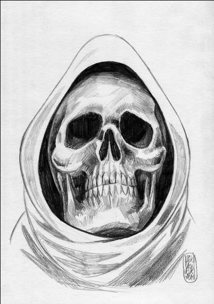 Captain Death. Quelle est son histoire ?