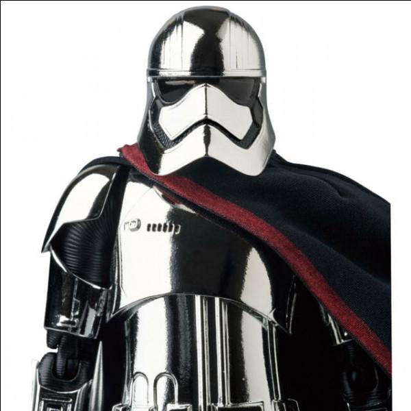 Captain Phasma, commandante de l'armée des stormtroopers du premier ordre. De quelle planète est-elle originaire ?
