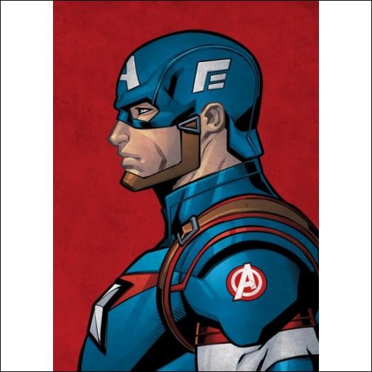 On va finir avec le Captain des Captain : Captain America !Mais on ne va pas parler de son identité secrète ni de l'adaptation cinématographique, plutôt de la version DC du personnage qui n'est d'autre que...