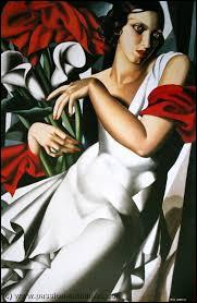 Peintre (12) - Tamara de Lempicka