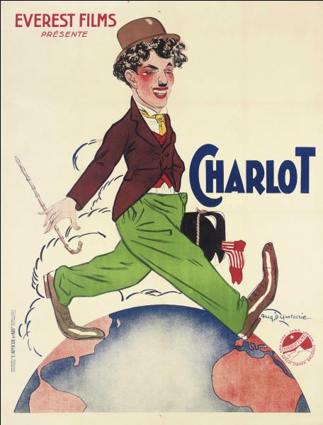 Quel est le premier film de Charlie Chaplin dans lequel il n'apparaît pas en tant que Charlot ?
