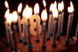 En quelle année la majorité est-elle passée de 21 ans à 18 ans ?