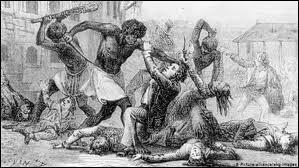 Quel océan était au coeur des échanges d'esclaves ?