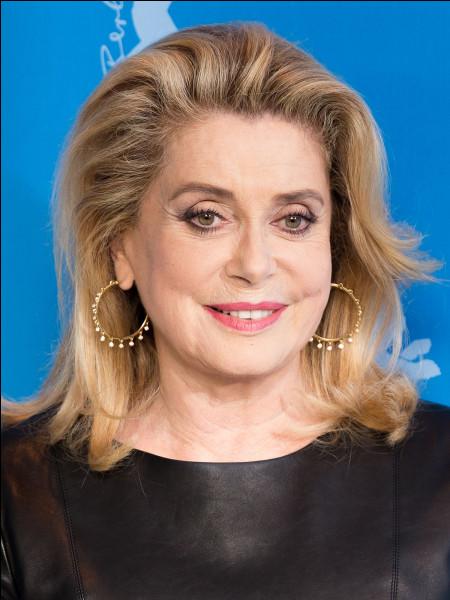 """Qui est cette actrice qui a joué dans """"Potiche"""" ?"""