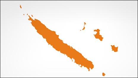 Dans quel hémisphère se trouve la Nouvelle Calédonie ?