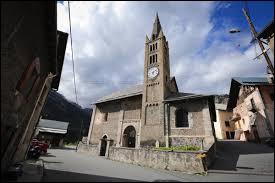 Nous terminons notre balade en région P.A.C.A., à Saint-Martin-de-Queyrières. Village de l'arrondissement de Briançon, il se situe dans le département ...