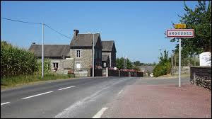 Nous sommes à présent à Argouges. Ancienne commune, dans la communauté d'agglomération Mont-Saint-Michel-Normandie, elle se situe dans le département ...