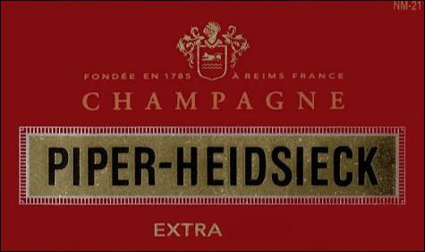 Comment appelle-t-on une bouteille de champagne très sec ?