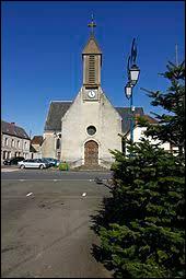 Commune des Pays-de-la-Loire, dans l'arrondissement de Mamers, Saint-Maixent se situe dans le département ...