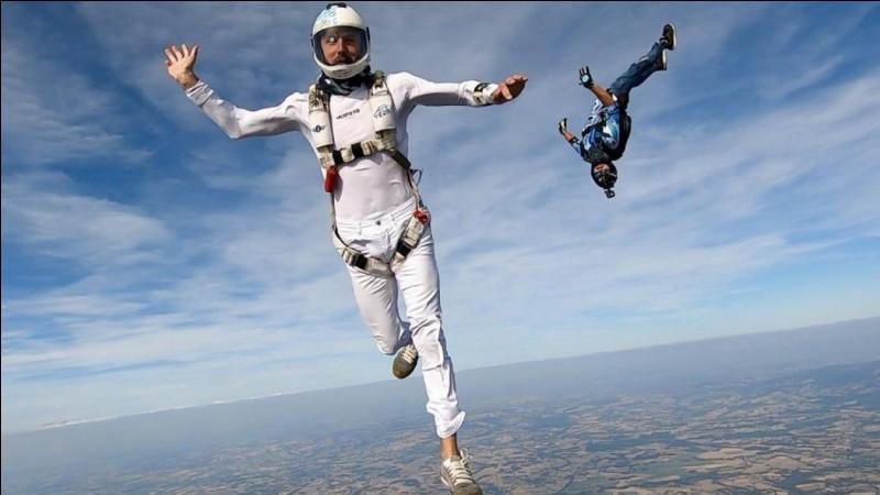 Peut on faire du parachute à Maubeuge ?