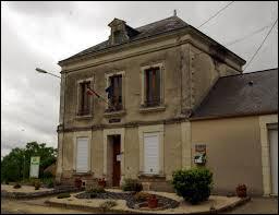 Ancienne commune des Pays-de-la-Loire, dans le Baugeois, Échemiré se situe dans le département ...
